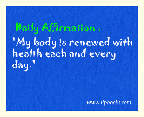 Daily Positive Affirmation